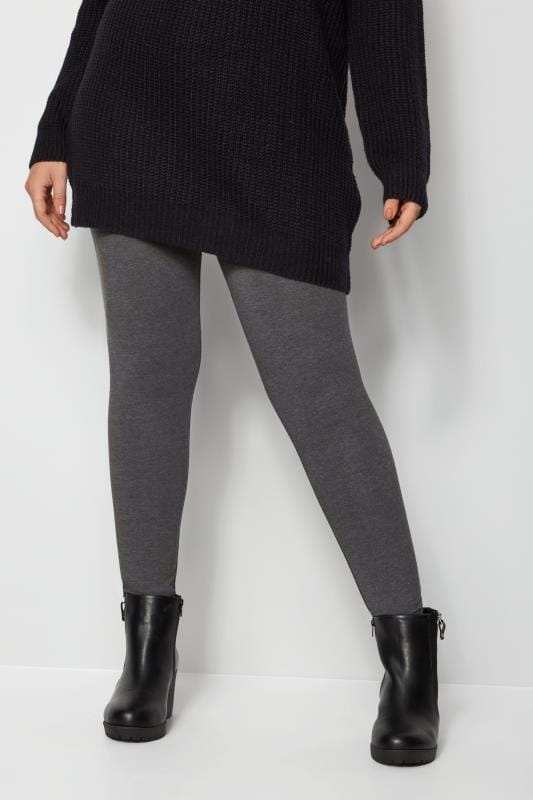 Grey Soft Touch Leggings