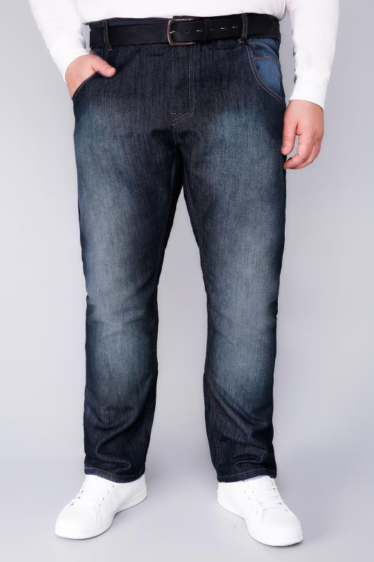 Straight HAMNETT GOLD Stonewash Denim Jeans 101759