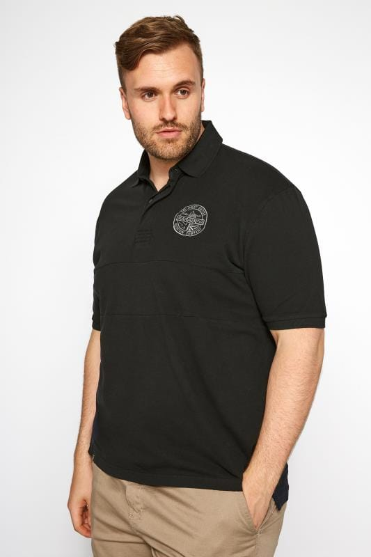 KARRIMOR Black Polo Shirt