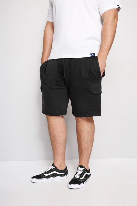 Jogger Shorts LOYALTY & FAITH Black Fleetwood Short 200967