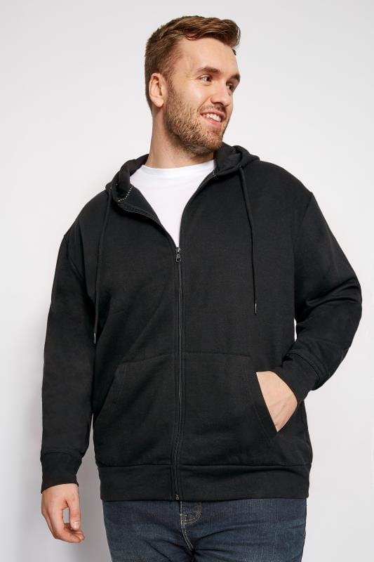 Hoodies LOYALTY & FAITH Black Poulton Sweatshirt 200963