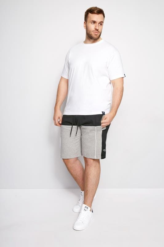 LOYALTY & FAITH Grey & Black Musto Short