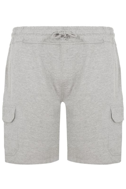 Jogger Shorts LOYALTY & FAITH Grey Fleetwood Short 200969