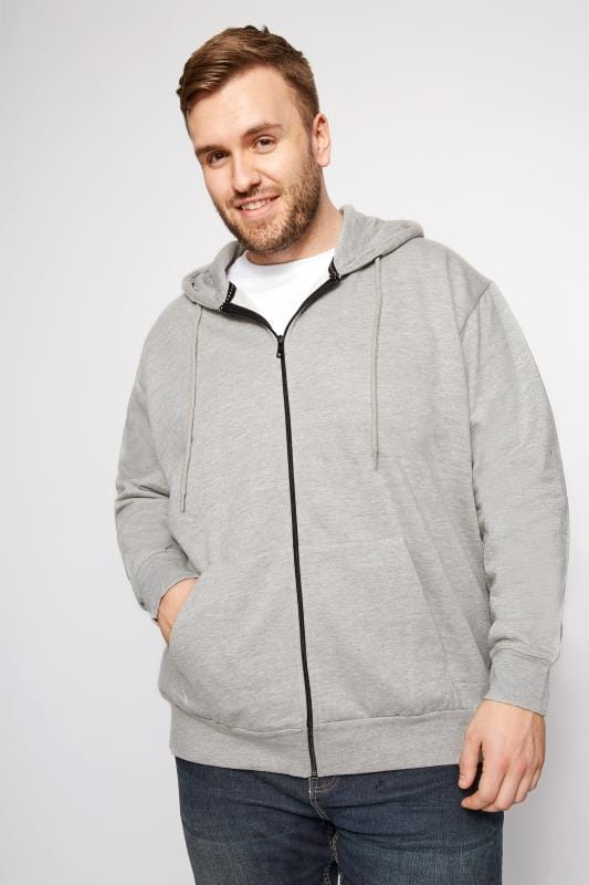 Hoodies LOYALTY & FAITH Grey Poulton Sweatshirt 200965