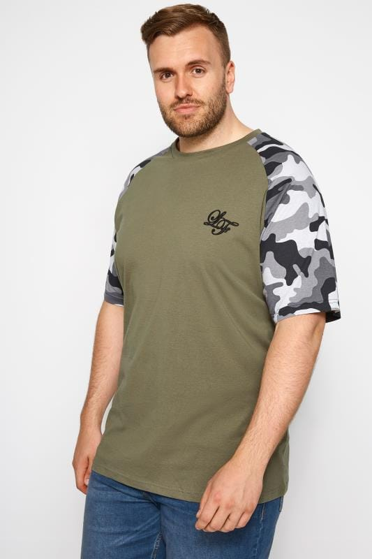 LOYALTY & FAITH Khaki Vendor Camo T-Shirt