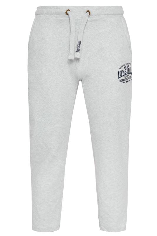 Joggers LONSDALE Light Grey Logo Joggers 171128