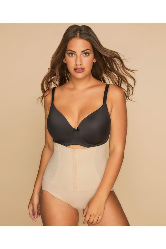 MAIDENFORM Nude Waist Nipper Brief