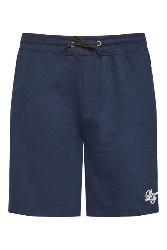 Jogger Shorts LOYALTY & FAITH Blue Sweat Shorts 201162