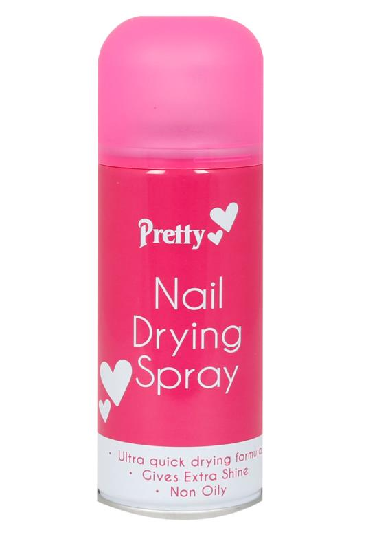 Pretty Nail Drying Spray