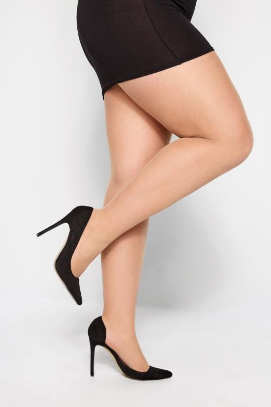 Plus Size Tights Natural 20 Denier Super Stretch Tights