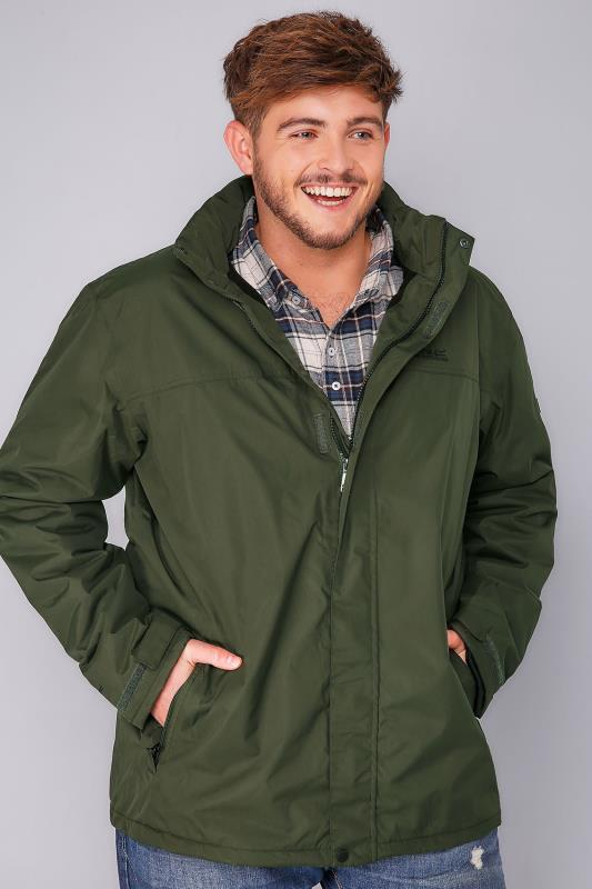 Jackets REGATTA Khaki Hesper Jacket 101613