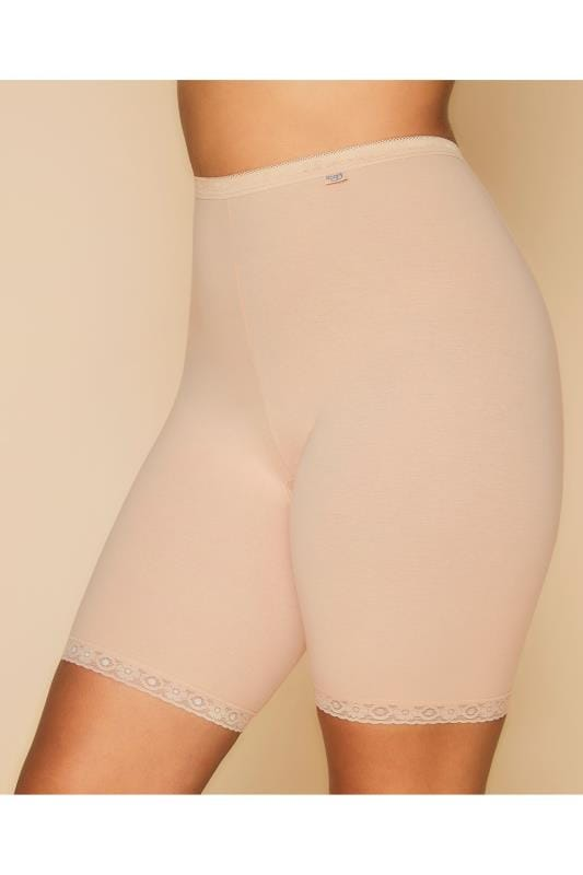 SLOGGI Nude Basic Long Length Briefs