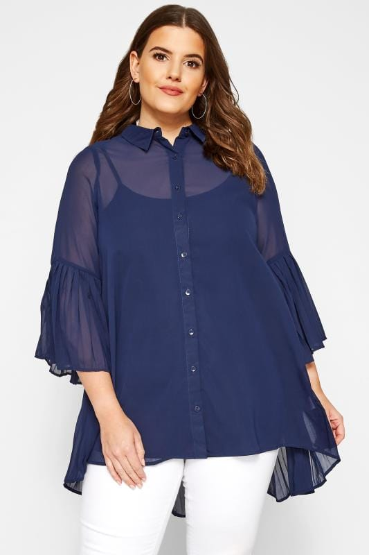 5d78d688 Plus Size Going Out Tops | Party & Evening Tops | Yours Clothing