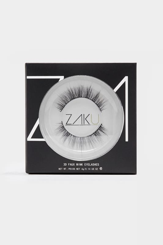 ZAKU Black Baby Doll False Lashes