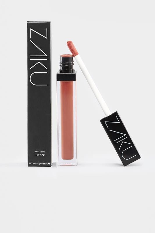 Plus Size Make-Up ZAKU Idol Matte Liquid Lipstick