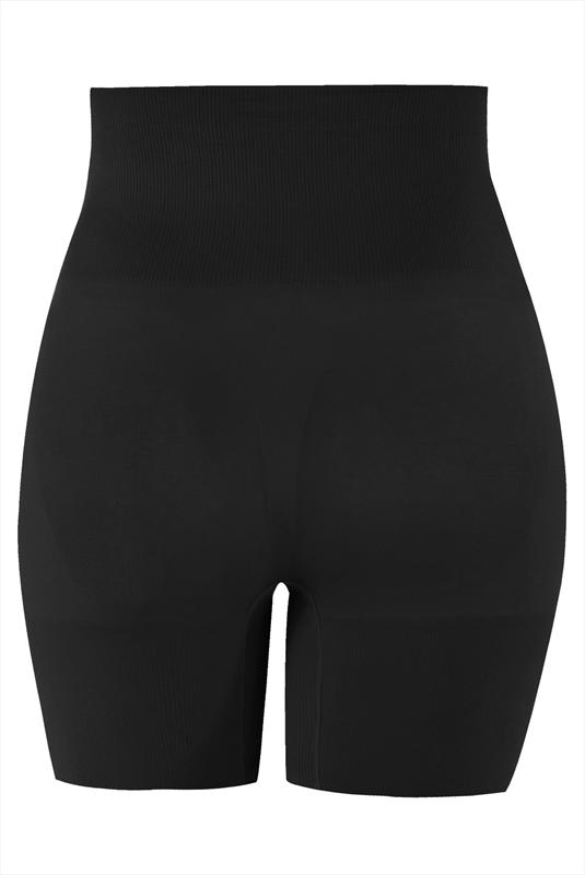 Buy Here Pay Here Md >> Firm control black seamfree shaper short plus size 16 to 32