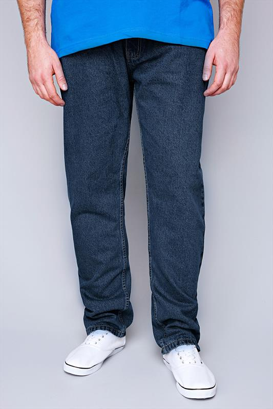 Comfort Rockford Stonewash Comfort Fit Jeans 070410