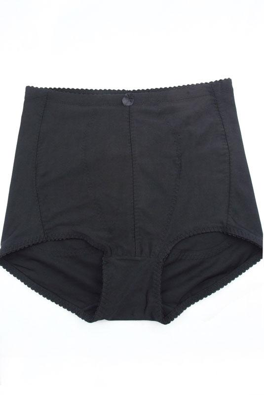 Black Medium Control Shapewear Briefs