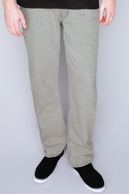 Rockford Stone 5 Pocket Jeans - TALL