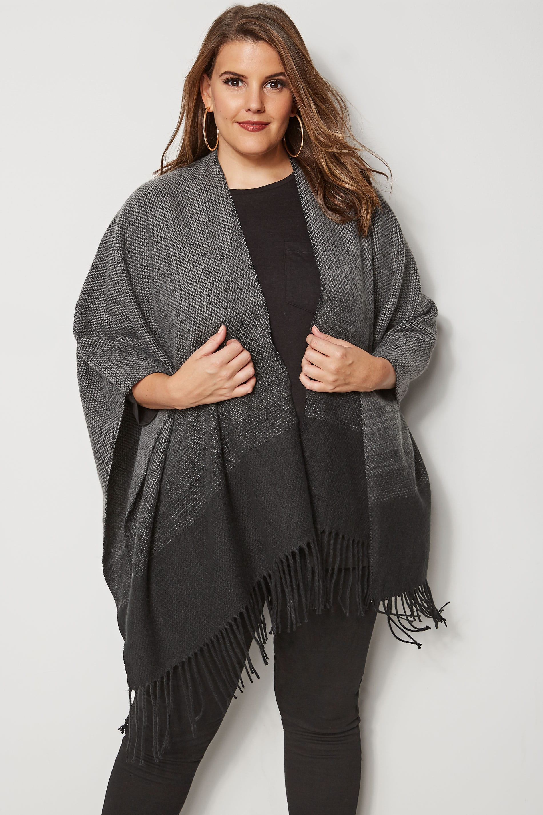 are cover letters necessary black amp grey ombre wrap 41213