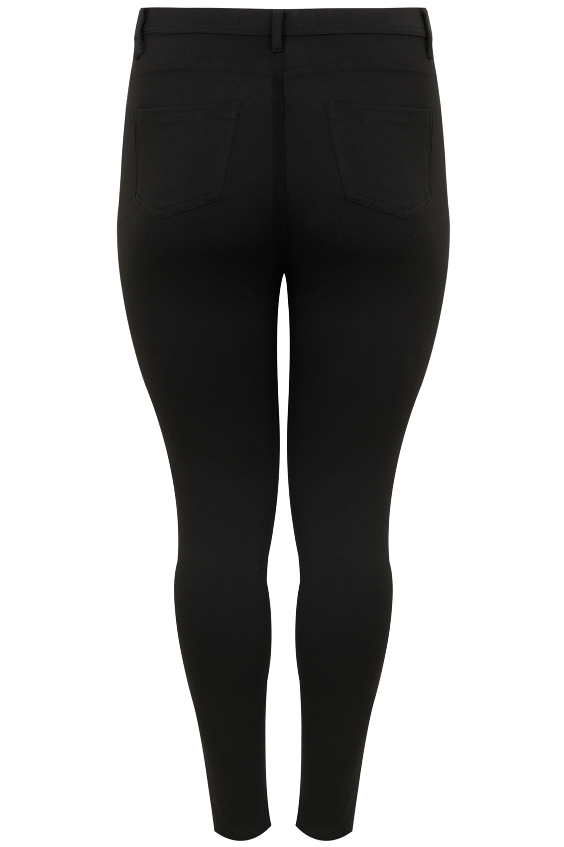 Shop Slimming Stretch Jeggings in Black and discover comfortable and stylish women's pants and trousers at an affordable price today. Order online or call:
