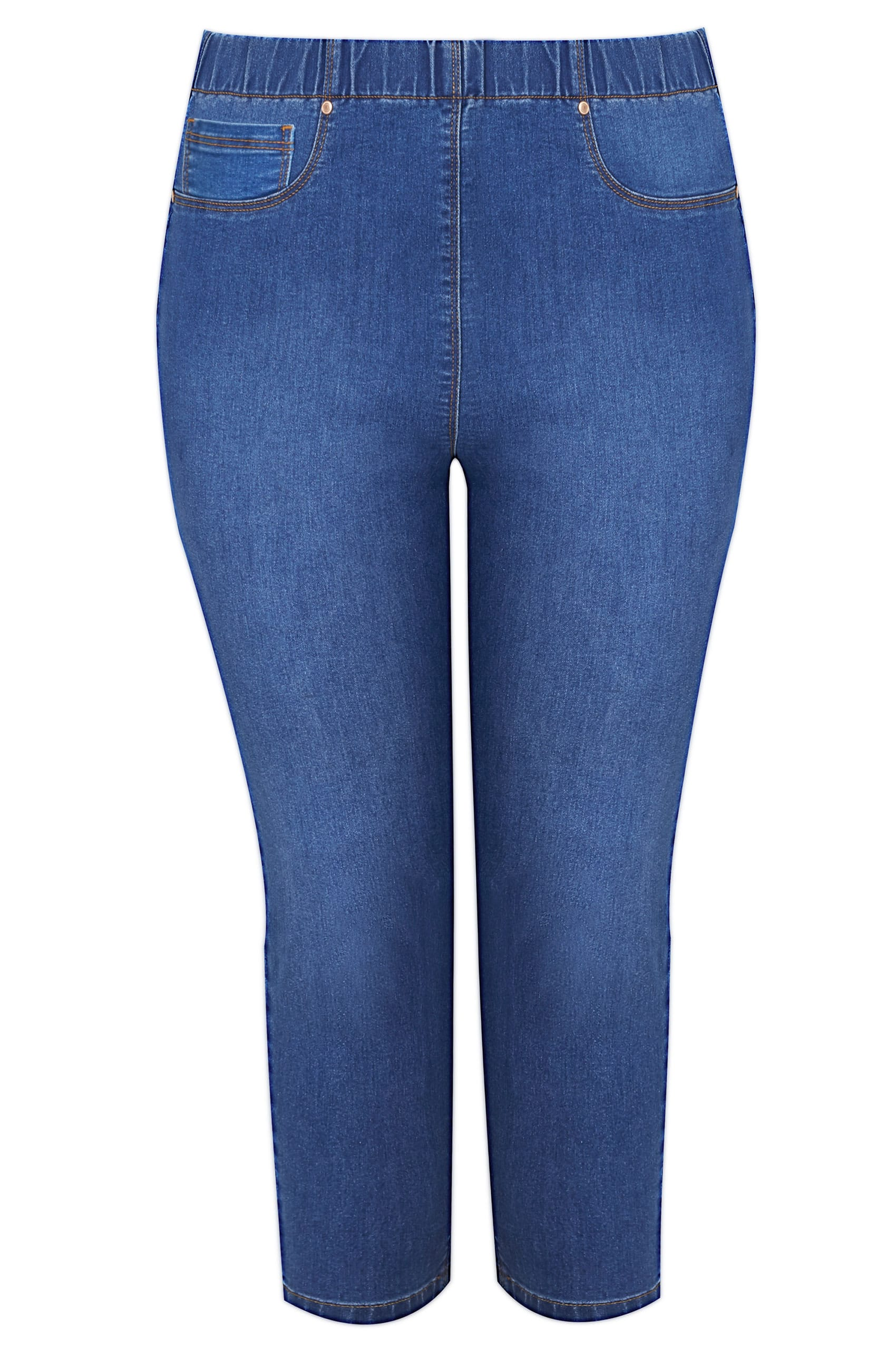 Seven is synonymous with premium denim — the construction is more detailed, the fit is precise, and the quality of the cotton is high, so these jeggings will hold up well for years. The high-gloss finish is edgy without being over-the-top, and practically begs to be worn with pumps for a night out on the town.