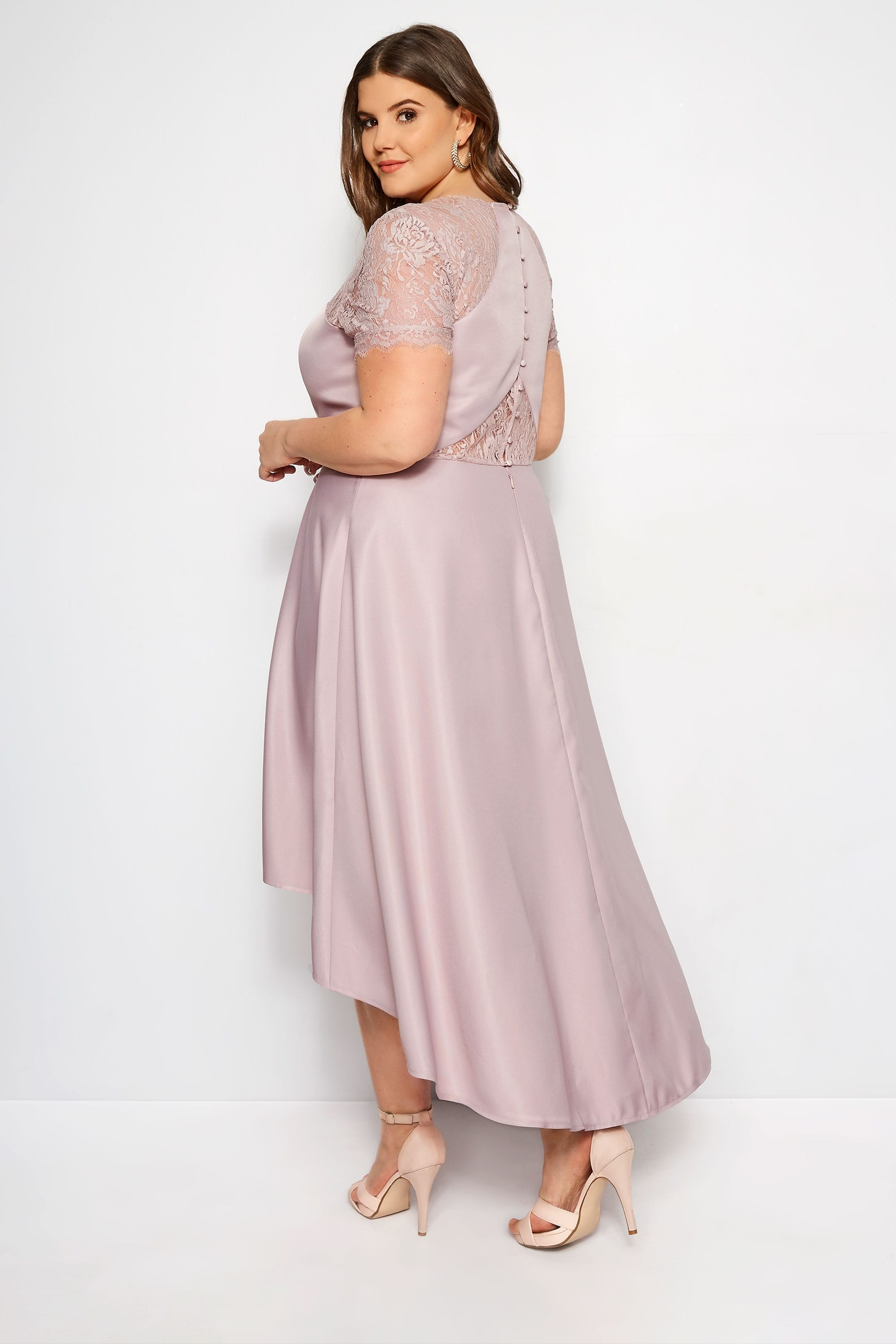 Wedding Guest Dress for plus-size women