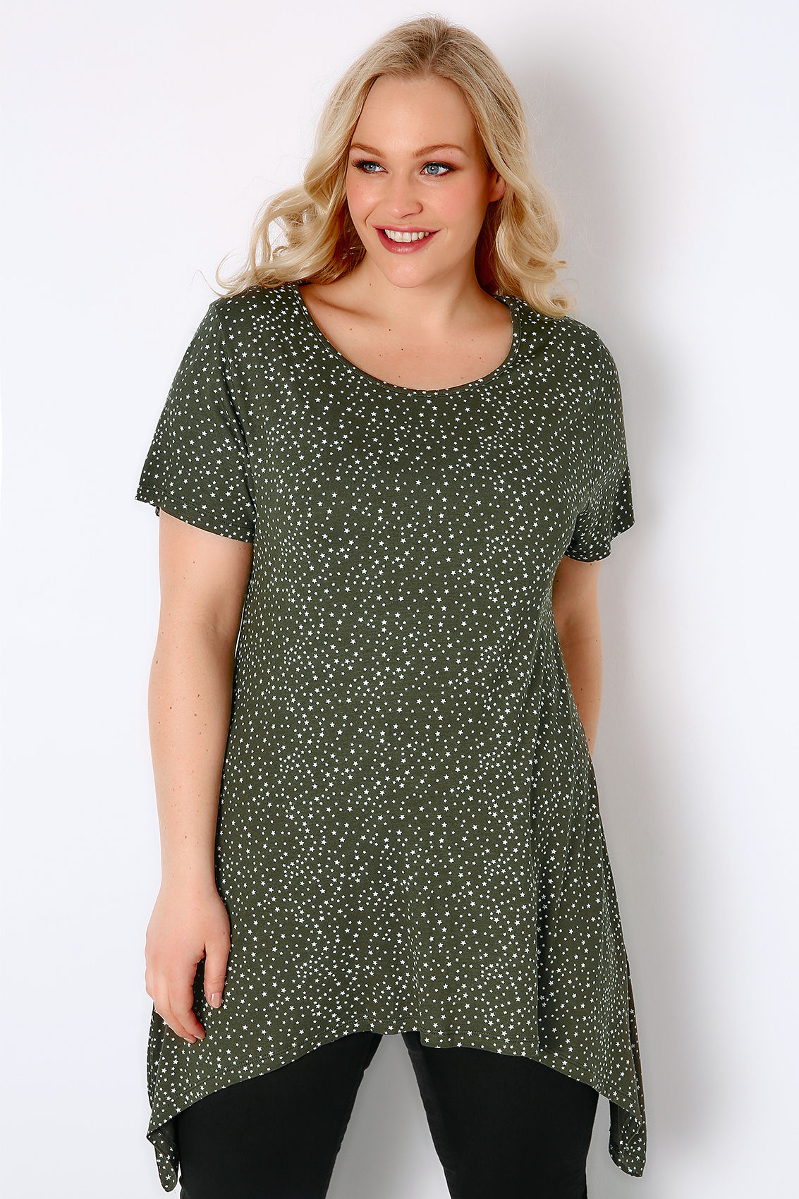 Free shipping and returns on Women's Green Tops at bigframenetwork.ga