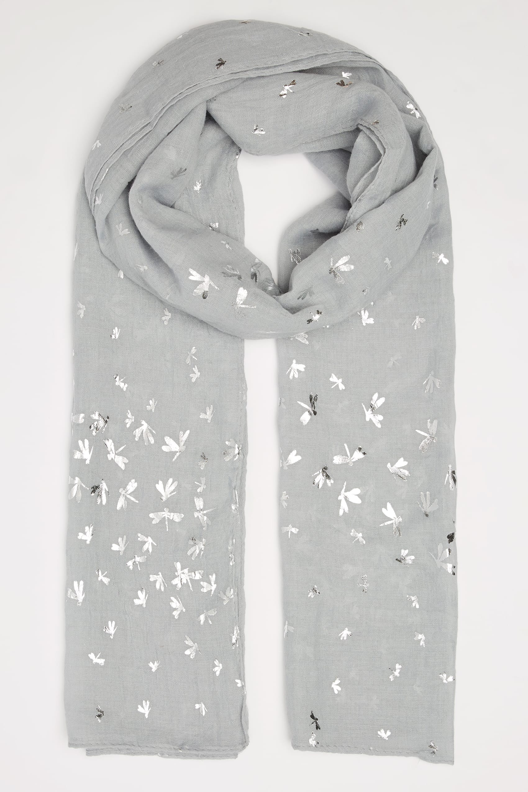 countries with 7 letters in name szary błyszczący szal w ważki 26961 | Grey Foil Print Dragonfly Scarf 152050 2aaf