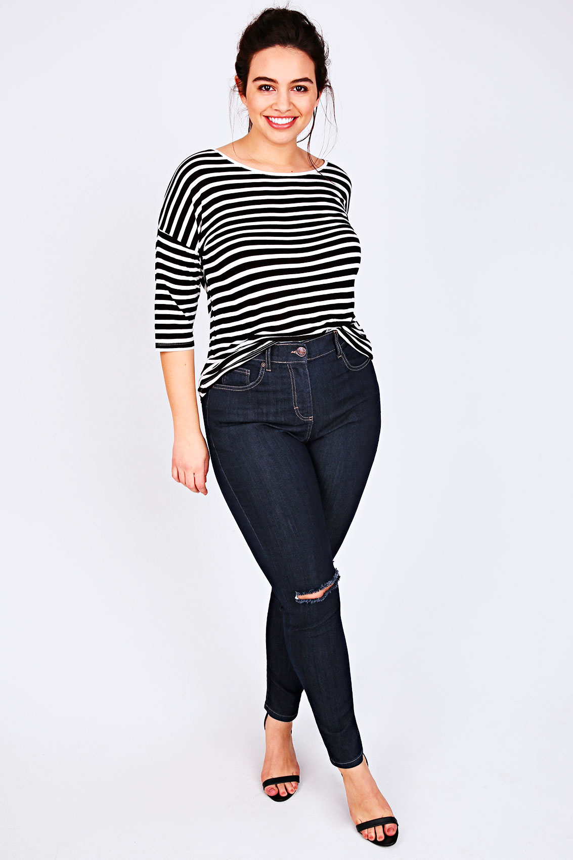 Find a full collection of Women's Plus Size Bottoms,Plus Size Jeans in modern and classic styles, also find plus size dresses, jeans, career, pants, shirts, sweaters, coats and more item(s) added to .