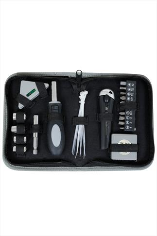 29 Piece Travel Tool Kit
