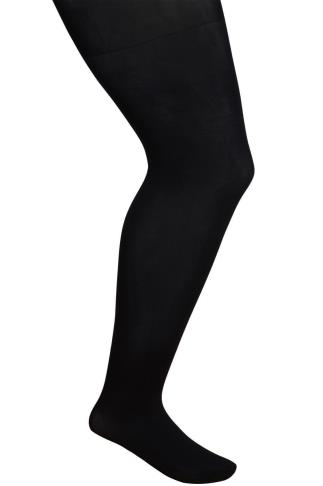 Tights 2 PACK Black 100 Denier Tights 102823