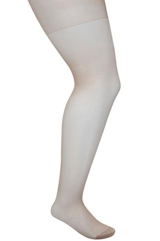 3 PACK Nude 20 Denier Tights