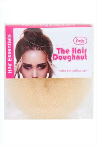 Blonde Hair Doughnut