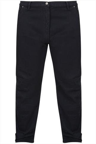 Rockford Black Comfort Fit Jeans