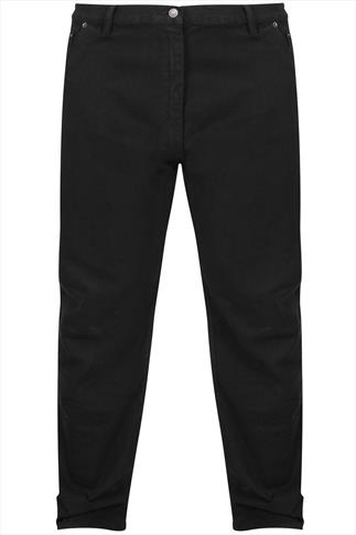 Rockford Black Stretch Jeans