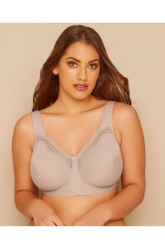Non-Wired Bras BESTFORM Nude Cotton Comfort Non-Wired Bra 054585
