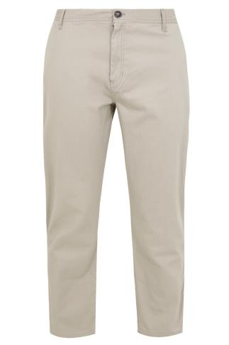 BadRhino Stone Stretch Chinos - TALL