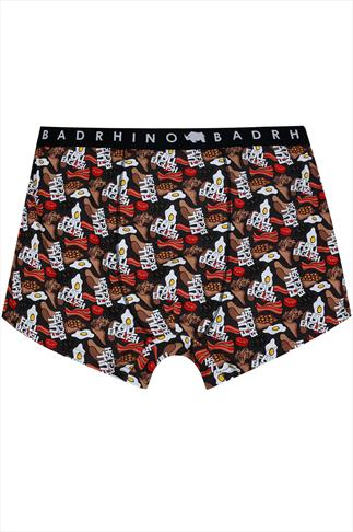 BadRhino Full English Breakfast Boxers