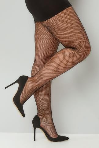 Tights Black Fishnet Tights 102822