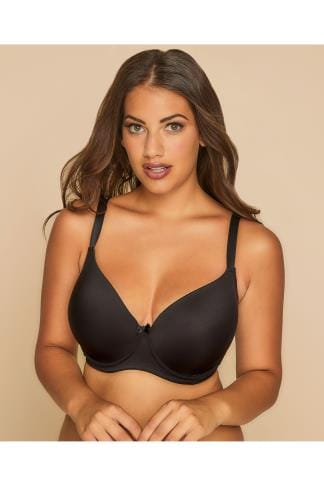 T-shirt Bras Black Moulded T-Shirt Bra 019823