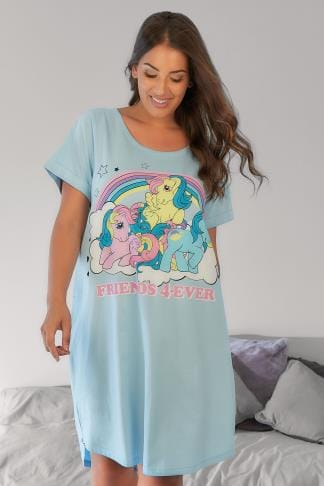 Nightdresses & Chemises Blue My Little Pony Nightdress 148077