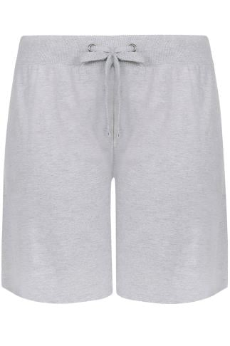 grey jogger shorts plus size 16 to 36. Black Bedroom Furniture Sets. Home Design Ideas