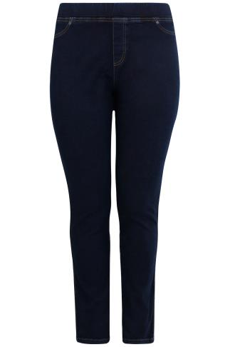PAPRIKA Indigo Cotton Mix Denim Jeggings