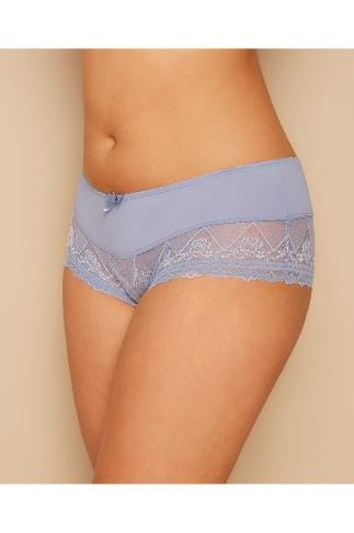 Briefs Knickers PARFAIT Blue Casey Brief 138461