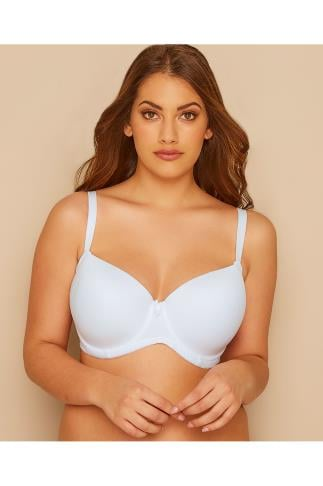 Balcony Bras White Moulded T-Shirt Bra - Best Seller 055260
