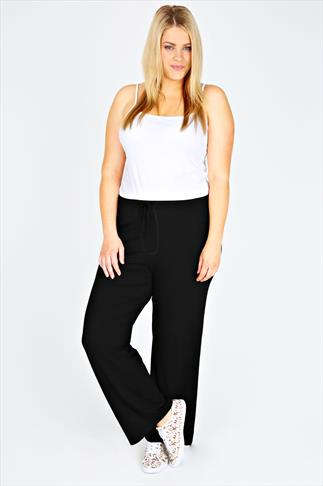 Black Yoga Pants: A Must Have For Every Wardrobe 037392