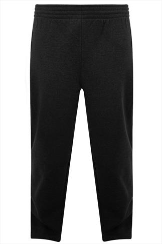 Rockford Black Jogging Bottoms