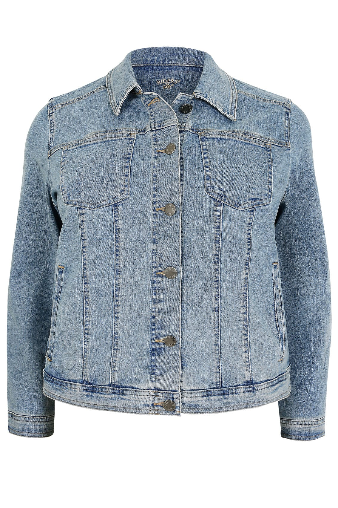 PWH25D10 Please contact your local stockist to purchase Our amazingly stretchy Denim Jacket is just the ticket to trans-seasonal dressing: make your favourite dresses Winter proof while adding a touch of urban edginess to your look. A fresh new take on a wardrobe staple, if you don't already own a denim jacket - y.