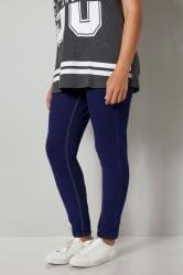 Indigo Blue Ultimate Comfort BEST FRIEND Jeggings